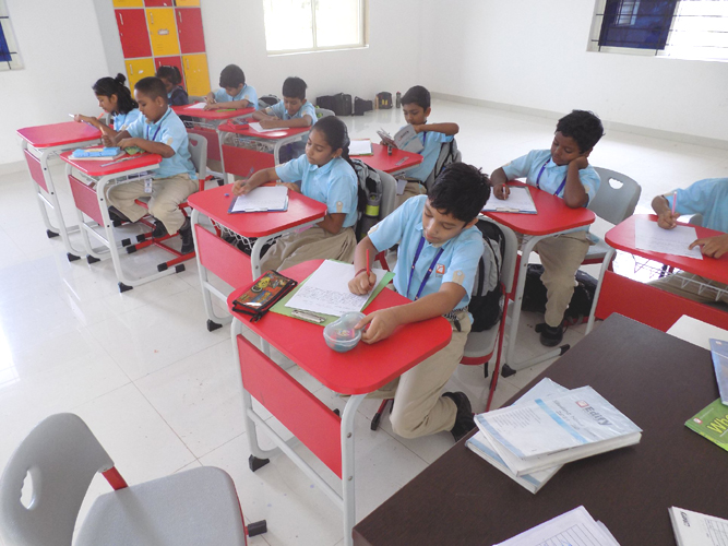 Inter house story telling Writing Competition (2)