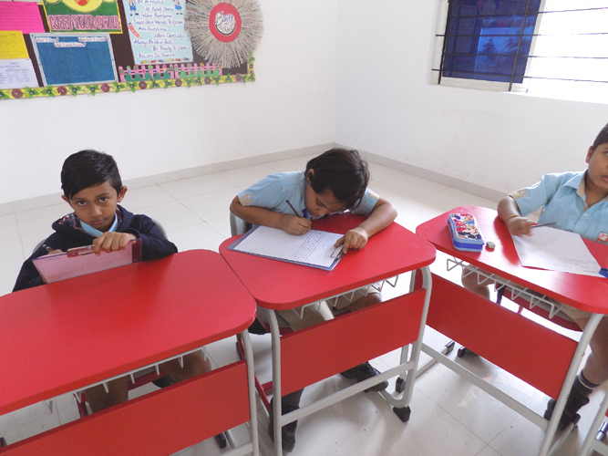 Inter house story telling Writing Competition (3)