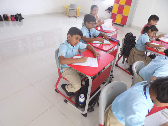 Inter house story telling Writing Competition (7)