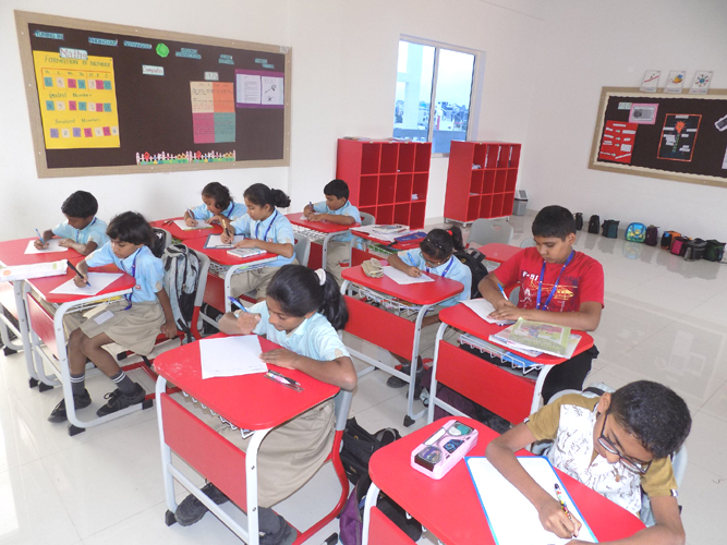 Inter house story telling Writing Competition (8)